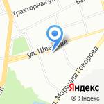 Городское управление инвентаризации и оценки недвижимости на карте Санкт-Петербурга