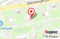 Схема проезда до компании Кирзинская средняя общеобразовательная школа в Кирзе