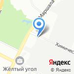Партнер плюс на карте Санкт-Петербурга