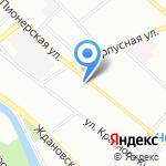 ПРИН на карте Санкт-Петербурга