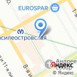 Avto-Condi на карте Санкт-Петербурга