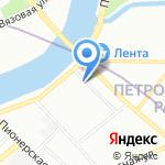 MBS Company на карте Санкт-Петербурга
