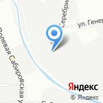 Нева Тафт на карте Санкт-Петербурга