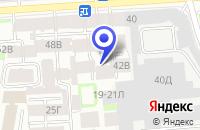 Схема проезда до компании ПТФ ЮНИОН ФУДС в Санкт-Петербурге
