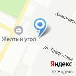 Управление ведомственной охраны Министерства транспорта РФ на карте Санкт-Петербурга