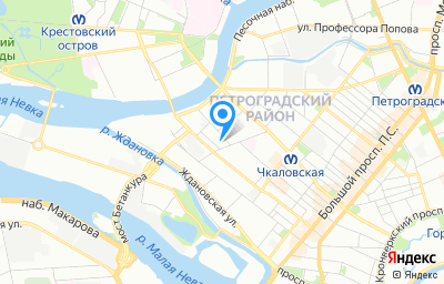 Местоположение на карте пункта техосмотра по адресу г Санкт-Петербург, ул Малая Зеленина, д 4 литер а, пом 5Н