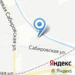 Агрохолод на карте Санкт-Петербурга