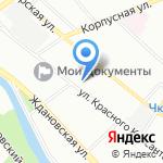 Coffee Tea Company на карте Санкт-Петербурга