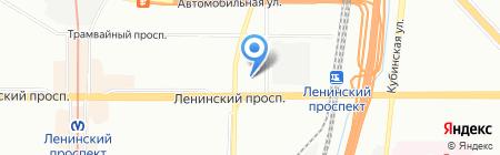 Diva на карте Санкт-Петербурга