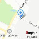 Вепрь и Ко на карте Санкт-Петербурга