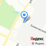 Двери Белуга на карте Санкт-Петербурга