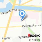 ММ-Технологии на карте Санкт-Петербурга