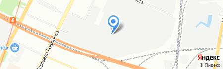 Элконика на карте Санкт-Петербурга