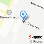 ТеплоЭнергоПласт на карте Санкт-Петербурга