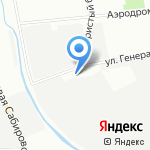 Фортин Северо-Запад на карте Санкт-Петербурга