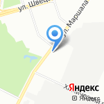 Северо-Западный Центр Дорожной и Коммунальной Техники на карте Санкт-Петербурга
