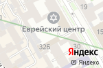 Схема проезда до компании Травелита в Санкт-Петербурге