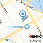Альфа-Пресс на карте Санкт-Петербурга
