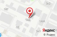 Схема проезда до компании Фирма Ако в Санкт-Петербурге