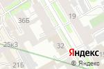 Схема проезда до компании ЦИ ЭВМ комплекс в Санкт-Петербурге