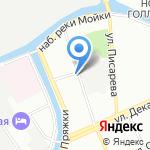 Юрист Богушев Игорь Павлович на карте Санкт-Петербурга