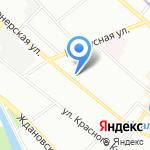 Росохрана Телеком на карте Санкт-Петербурга