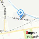 Streetsoul на карте Санкт-Петербурга