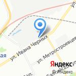 Железобетонные Конструкции и Детали на карте Санкт-Петербурга