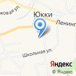 Юкковская специальная школа-интернат на карте Санкт-Петербурга