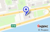 Схема проезда до компании ОТКРЫТАЯ АВТОСТОЯНКА ПРИМОРСКОЕ АГЕНТСТВО в Санкт-Петербурге