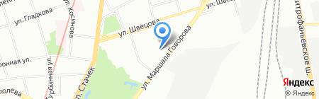 ОВ на карте Санкт-Петербурга