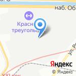 Тейтельбойм М.Н. на карте Санкт-Петербурга