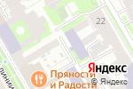 Схема проезда до компании Православная общеобразовательная частная школа семьи Шостаковичей в Санкт-Петербурге