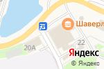 Схема проезда до компании Банкомат, Сбербанк, ПАО в Юкках
