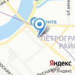 Zeyko на карте Санкт-Петербурга
