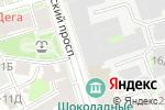 Схема проезда до компании Остров пива в Санкт-Петербурге