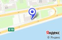 Схема проезда до компании РЕКЛАМНАЯ ФИРМА КОНТИНЕНТ в Приморске