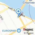 Брынза кебаб на карте Санкт-Петербурга