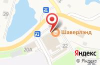 Схема проезда до компании Хмель Солод в Порошкино