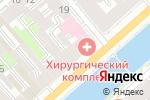 Схема проезда до компании Салон цветов и подарков в Санкт-Петербурге