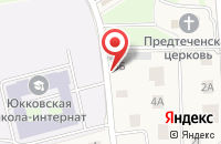Схема проезда до компании Фельдшерско-акушерский пункт в Порошкино