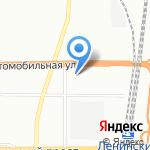Корона Стиль на карте Санкт-Петербурга