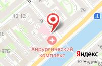 Схема проезда до компании Русь-Санкт-Петербург в Санкт-Петербурге