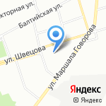 Лайм Обед на карте Санкт-Петербурга