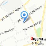 Метростроевцев на карте Санкт-Петербурга