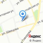 УникМАГ на карте Санкт-Петербурга