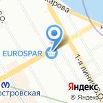 MobiHelp на карте Санкт-Петербурга