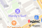 Схема проезда до компании Легион в Санкт-Петербурге