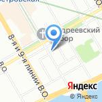 Новые технологии безопасности на карте Санкт-Петербурга