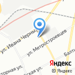 ВА Инсталт на карте Санкт-Петербурга